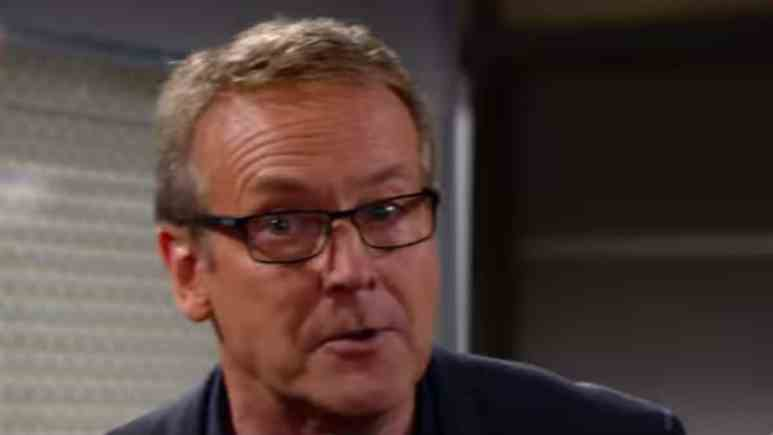 Doug Davidson as Paul Williams on The Young and the Restless