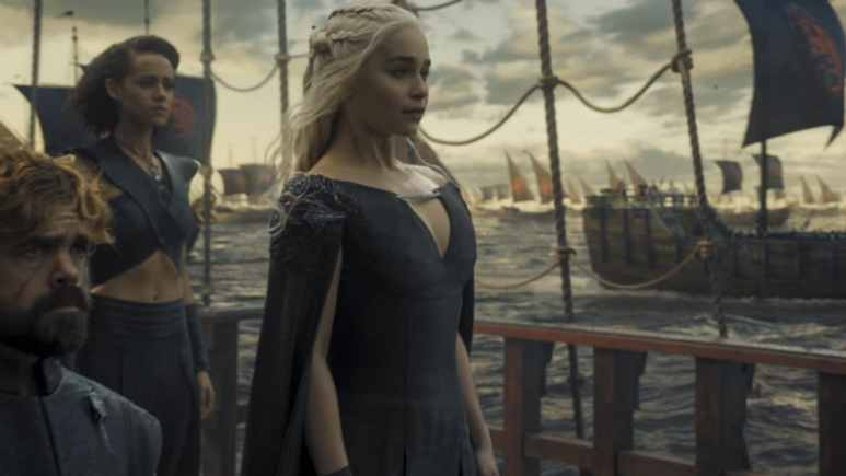 Emilia Clarke reveals she had two brain aneurysms.