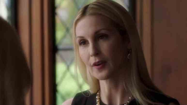 Kelly Rutherford as Claire Hotchkiss on Pretty Little Liars: The Perfectionists