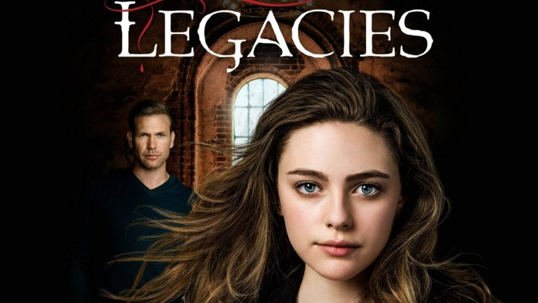 A promo photo for Legacies on The CW featuring Danielle Rose Russell as Hope Mikaelson