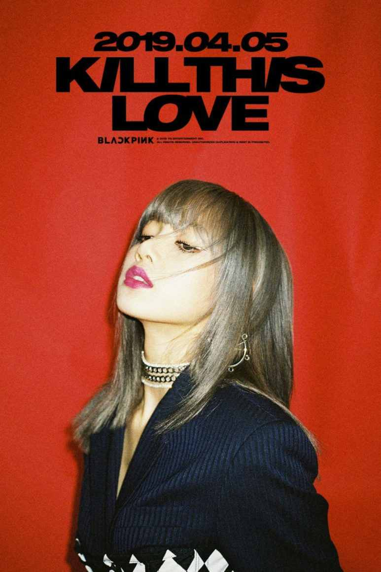 Lisa in Kill This Love