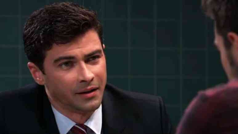 Matt Cohen as Griffin Munro on General Hospital