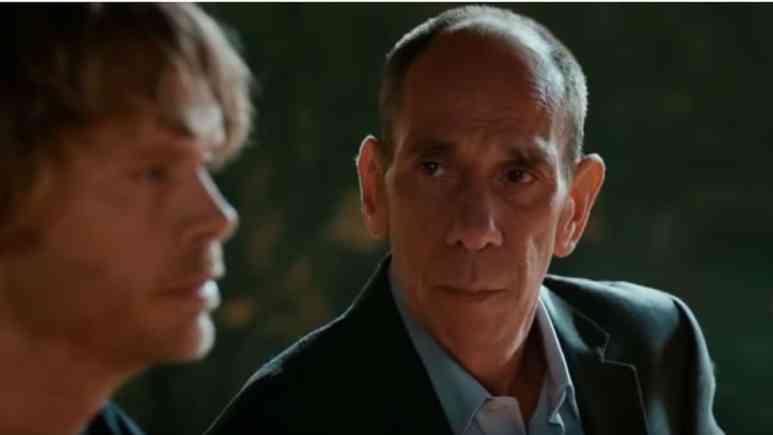 Miguel Ferrer as Owen Granger on NCIS: Los Angeles cast