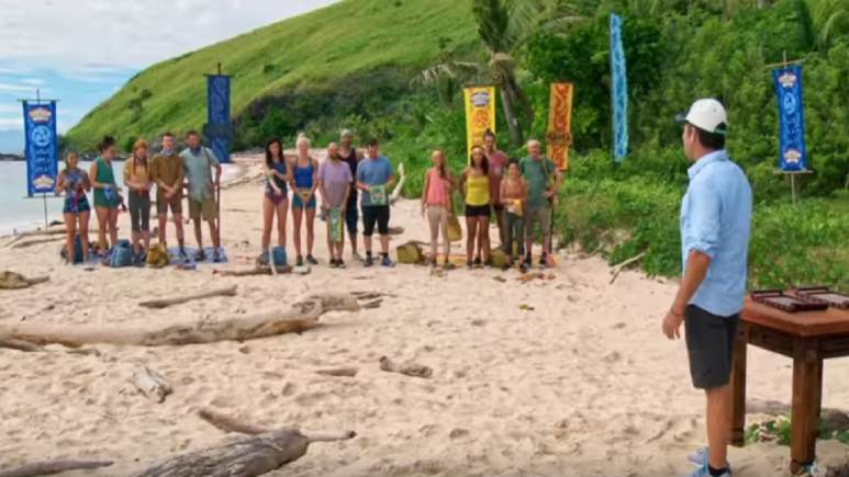 Survivor Season 38 new tribes.