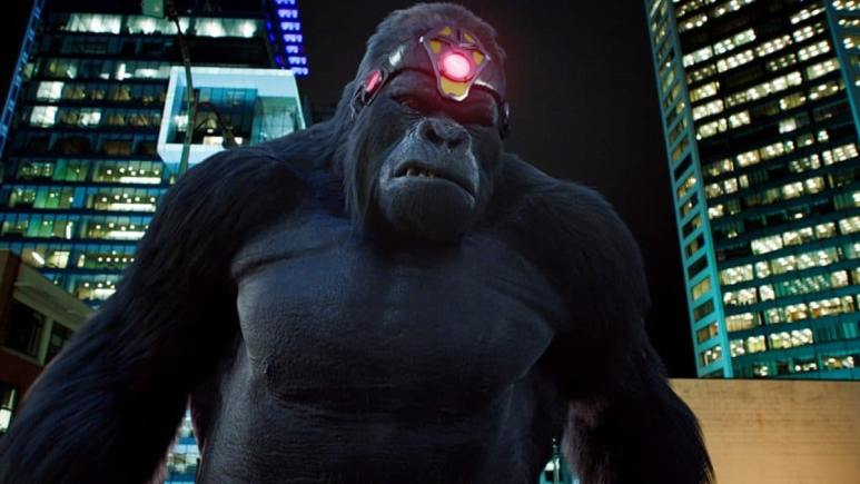 Who plays Gorilla Grodd and King Shark on The Flash? Here's who's behind the voices