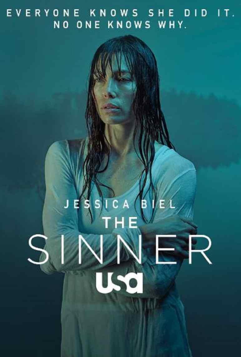 Jessica Biel. The Sinner