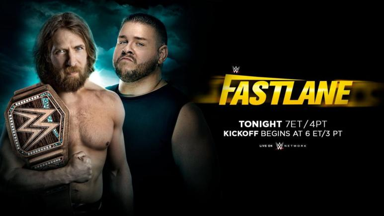 WWE Fastlane betting odds