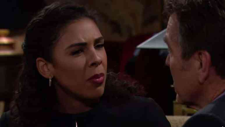 Alice Hunter's Kerry the Chemist is out at The Young and the Restless!