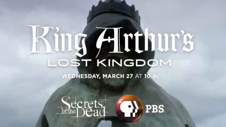 King Arthur was real, and so was Merlin, but the stories of Arthur-were they? Pic credit: PBS