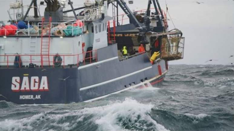 Lucky season 15 for Deadliest Catch, will Capt. Keith triumph? Pic credit: Discovery