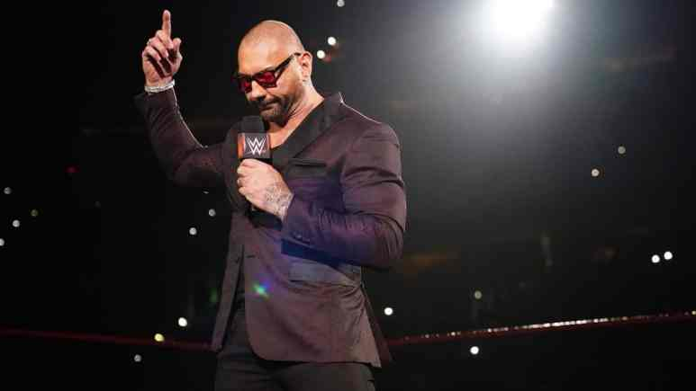 Batista officially retires from WWE