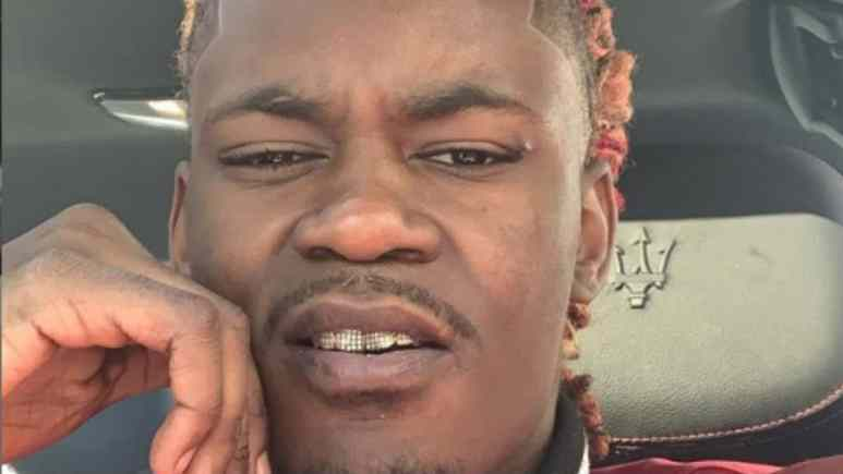 BlackJezuss rapper