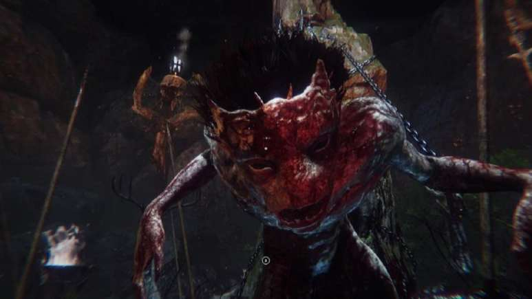 Darkborn monster