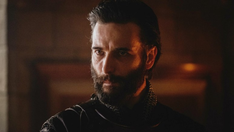 Ed Stoppard stars as King Philip in Episode 4 of History Channel's Knightfall Season 2