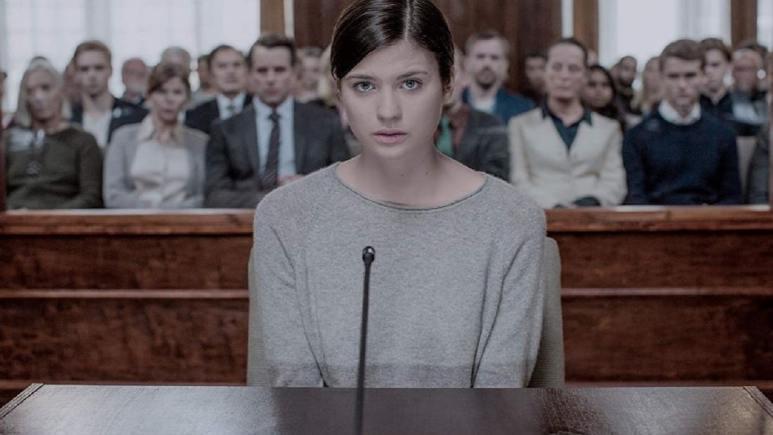 Hanna Ardéhn as Maja Norberg on Netflix's Quicksand