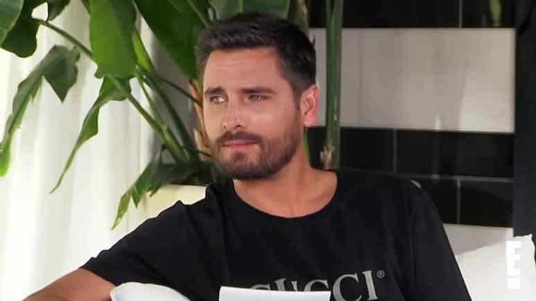 Scott Disick on Keeping Up With The Kardashians