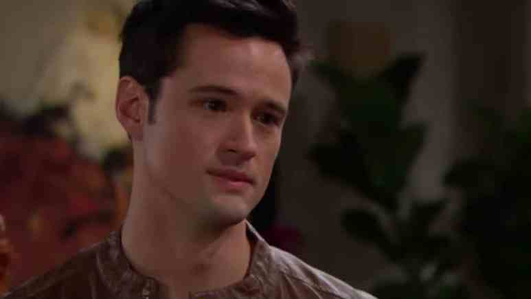 Matthew Atkinson as Thomas on The Bold and the Beautiful