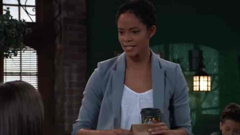 Paulina Bugembe as Valerie Spencer on General Hospital
