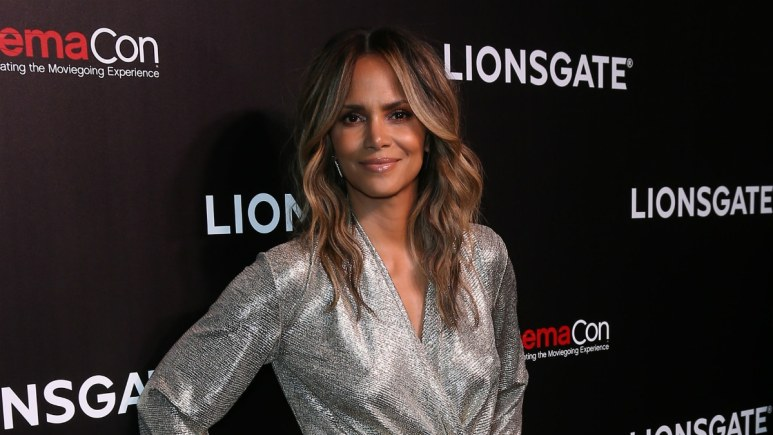 Halle Berry. 2019 CinemaCon Lionsgate Studio Presentation at Caesars Palace.