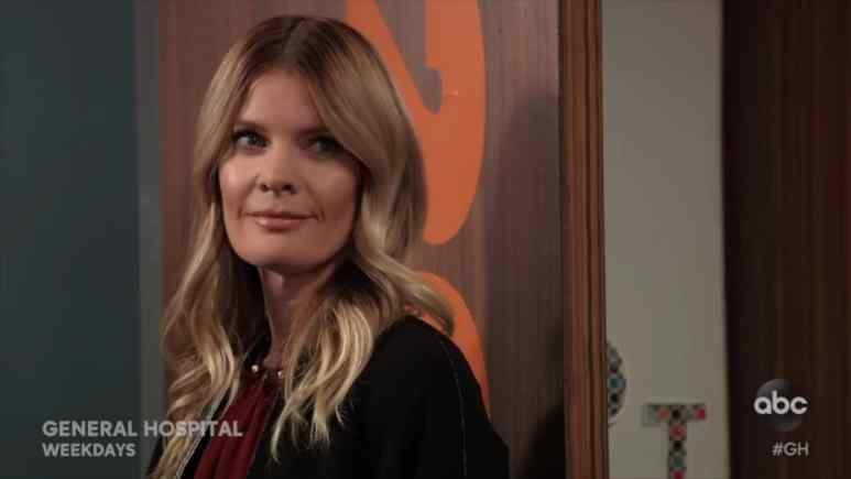 Michelle Stafford as Nina on General Hospital