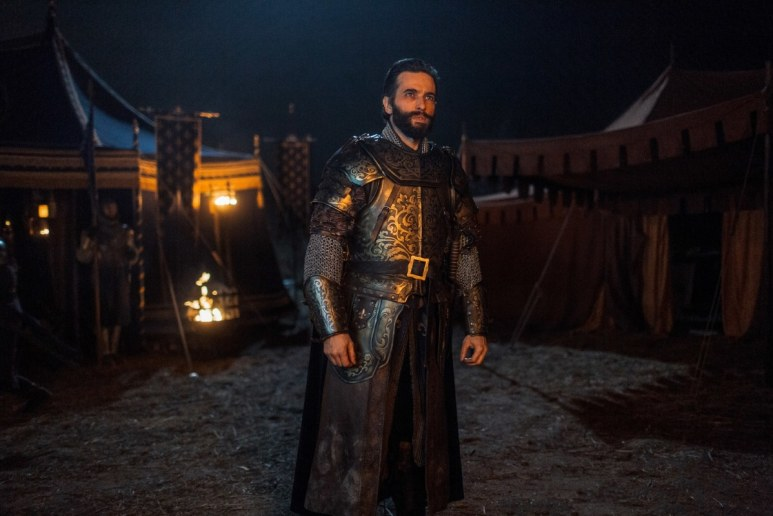 History Channel's 'Knightfall,' Season 2, Episode 7, Death Awaits, King Philip