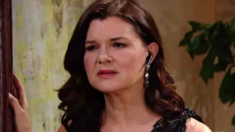 Heather Tom as Katie Logan on The Bold and the Beautiful