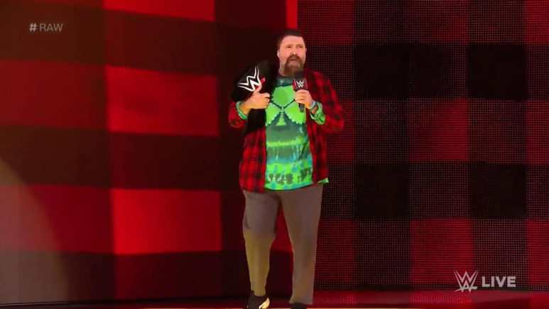 Mick Foley unveils a brand-new championship for WWE