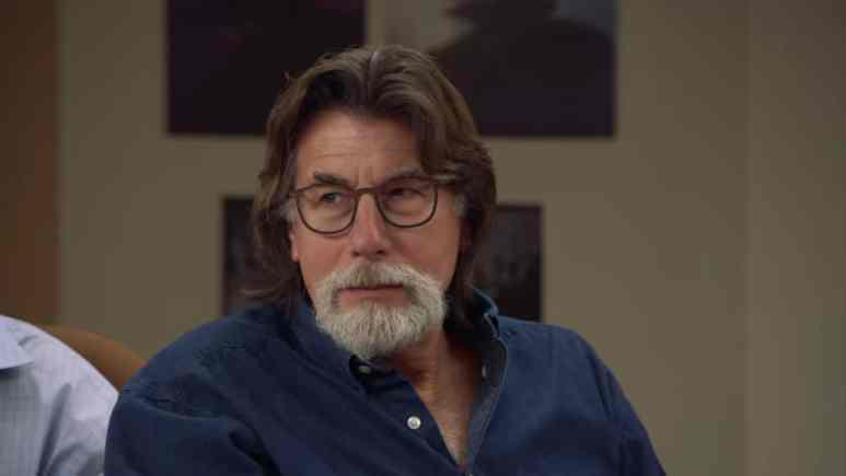 Rick Lagina in the War Room on Curse of Oak Island