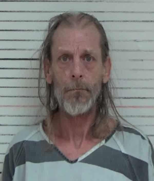 Ricky Lee Adkins mugshot at 59