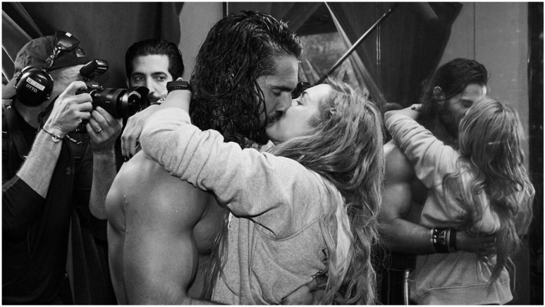 Becky Lynch and Seth Rollins confirm they are the new WWE super-couple
