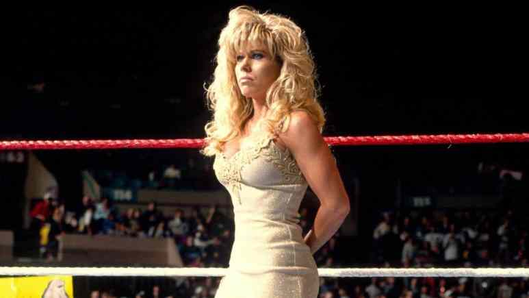 Former WWE Diva Terri Runnels arrested in airport