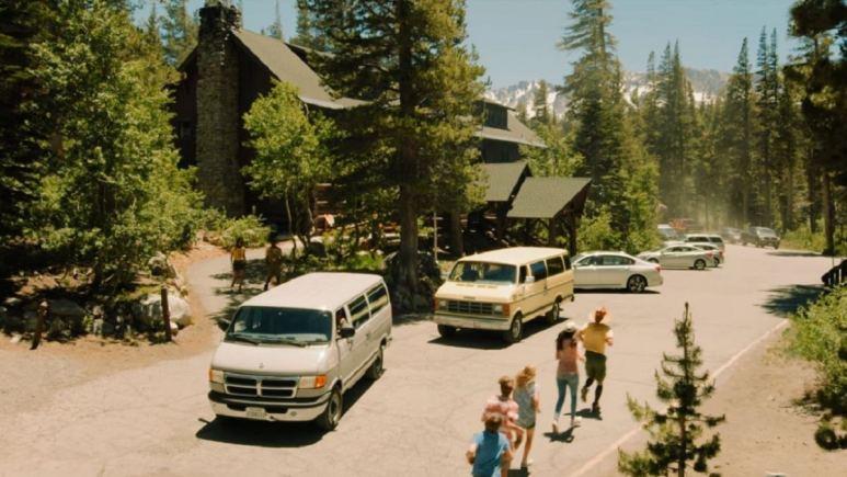 Twin Lakes: Tamarack Lodge & Resort