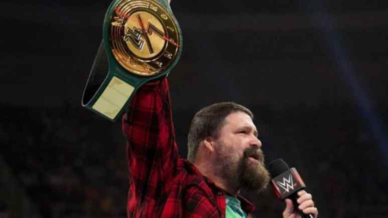 Edge calls WWE 24/7 Championship belt 'brutal'