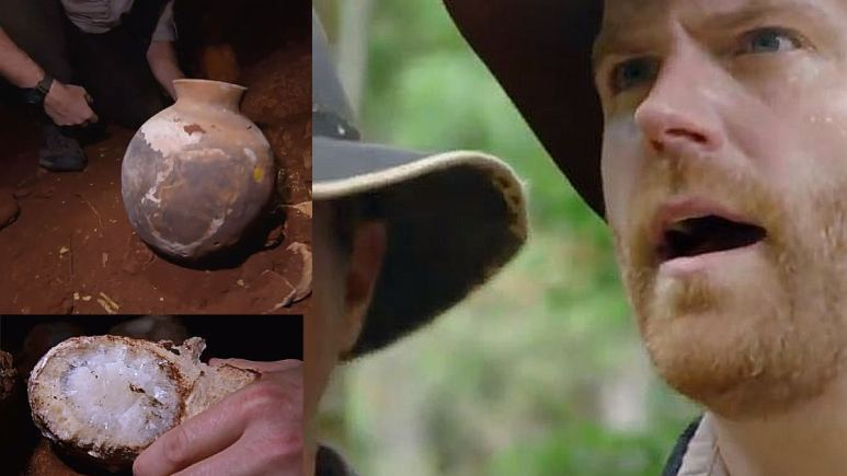 Josh Gates heads to Honduras on Expedition Unknown in search of Crystal Skull caves