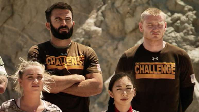 mtvs the challenge war of the worlds finalists learned about the death path