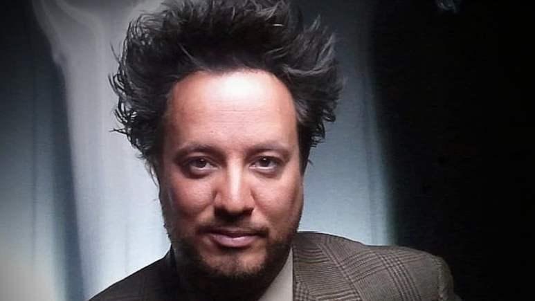 Giorgio A. Tsoukalos on Ancient Aliens