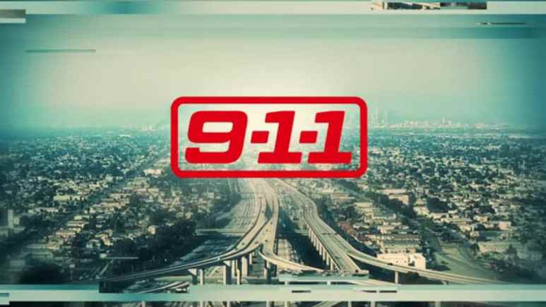 911 opening sequence scene.