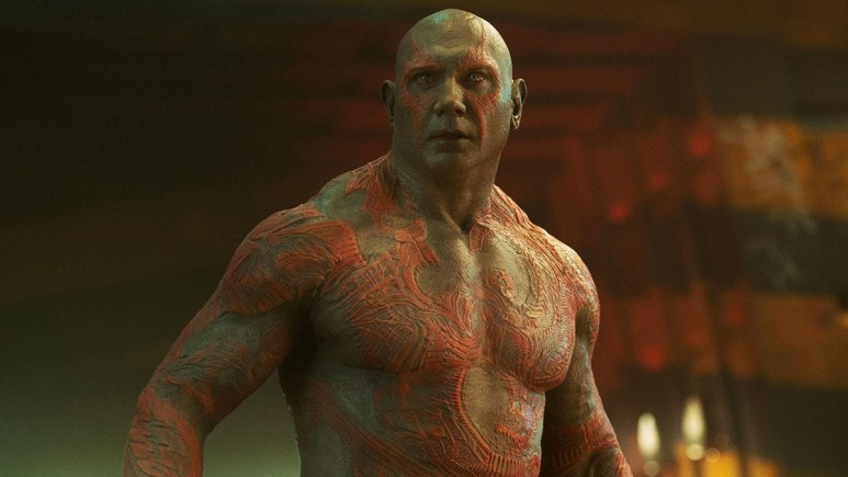 Batista said he lost all his WWE money by the time he was cast in Guardians of the Galaxy