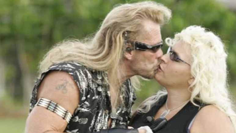 Beth and Duane Chapman in Dog the Bounty Hunter
