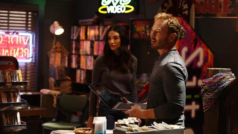 Blue Devil: Who is the character Ian Ziering plays on Swamp Thing?