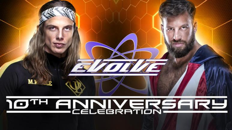 WWE to stream EVOLVE show live on WWE Network to go head-to-head with AEW charity show Fight for the Fallen