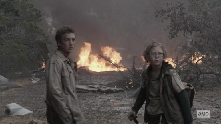 Max and Dylan are saved just in time on Fear the Walking Dead