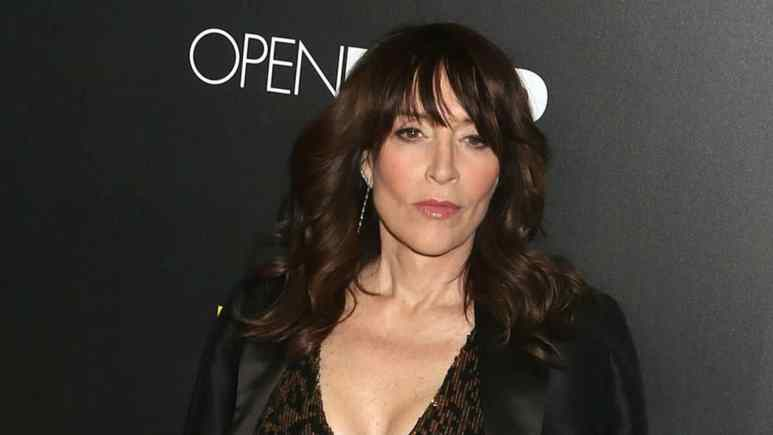 Katey Sagal on the red carpet.