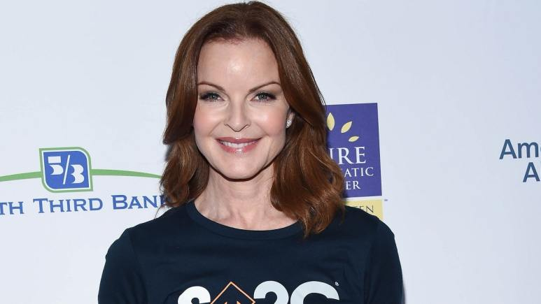 Marcia Cross, Desperate Housewives star