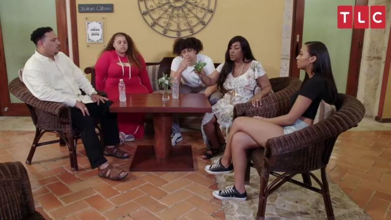 The Family Chantel on TLC