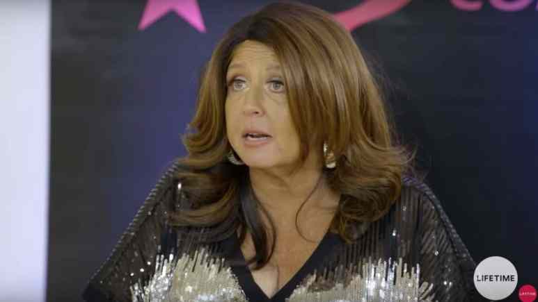 Abby Lee Miller in the Season 8 Dance Moms Special