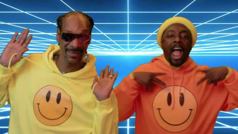 Video for The Black Eyed Peas' Be Nice