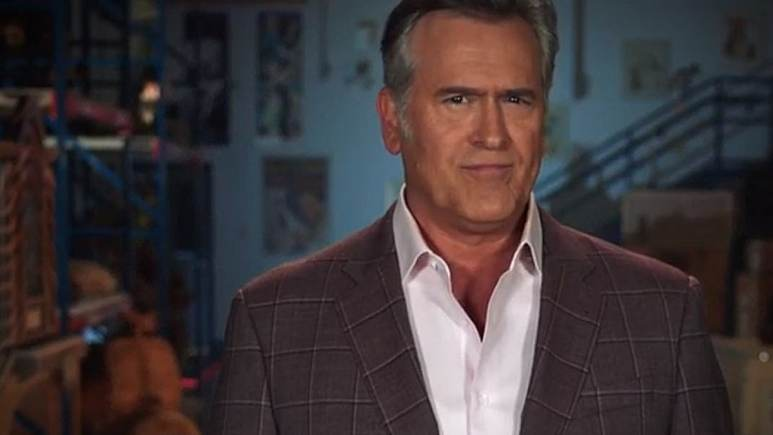 Bruce Campbell is loved by millions and his latest for Travel Channel is a hit out of the gate. Pic credit: Travel Channel