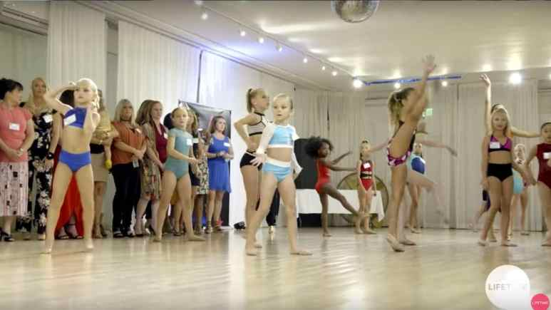 Dance Moms Season 8 auditions