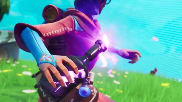 new fortnite storm flip weapon in game